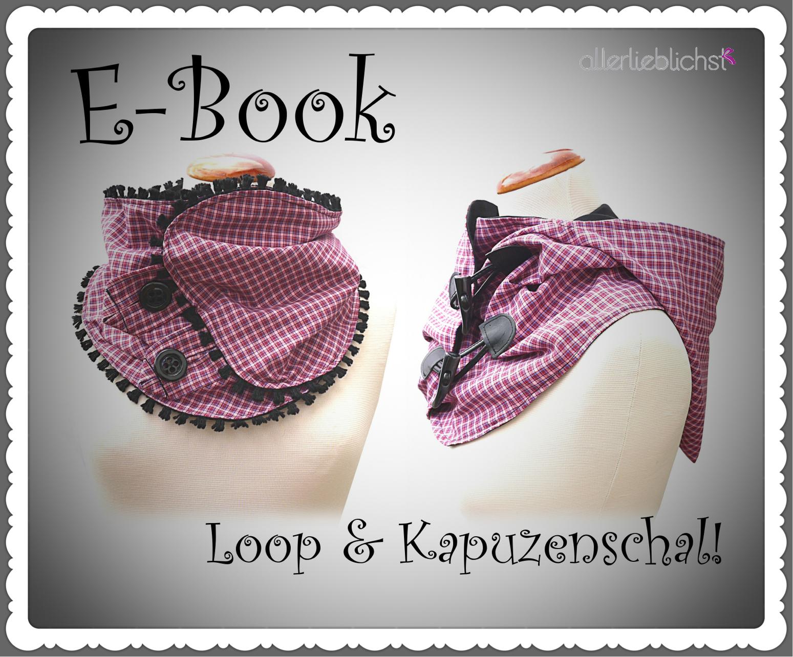 E-Book Loop und Kapuzenschal