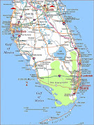 I will be visiting CMH alumni and alumni parents in South Florida March . (florida south map)