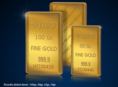 Batangan Emas UBS