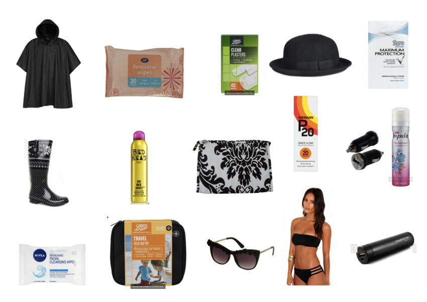 Festival Essentials & Tips