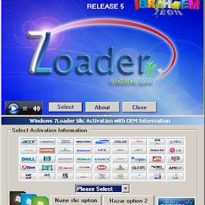 Win7 Activator Loader Slic How To Use