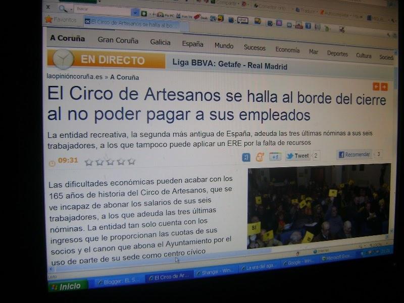 EL SEXAGENARIO: CIRCO DE ARTESANOS - photo#15