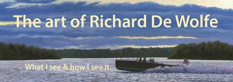 The Art of Richard De Wolfe