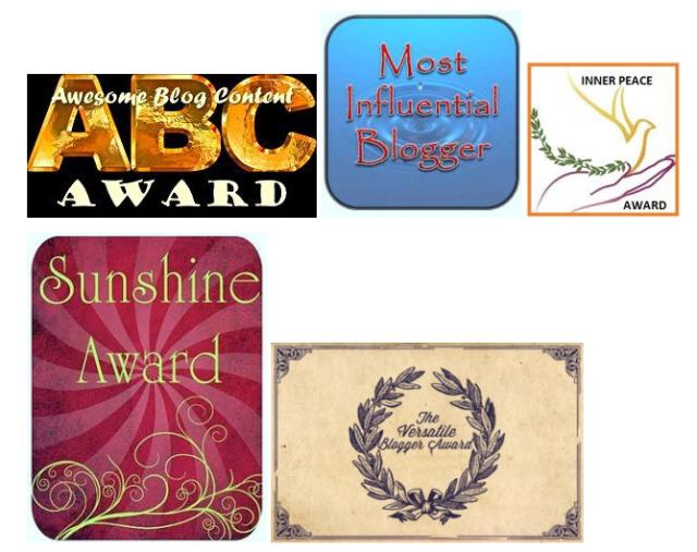Quintet Radiance award