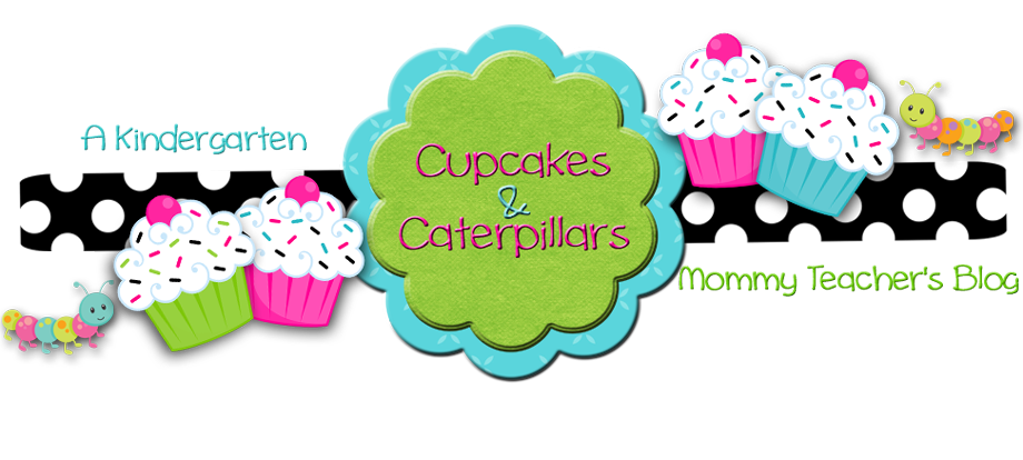 Cupcakes and Caterpillars