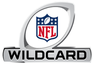 2011 NFL Wild Card Weekend Logo