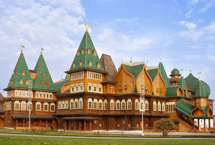 Kolomenskoye, Moskva