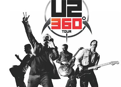 premios entradas boletos tickets gratis concierto U2 promocion Mtv U2 Mexico 2011