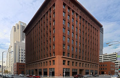 Who Designed The Wainwright Building In St Louis