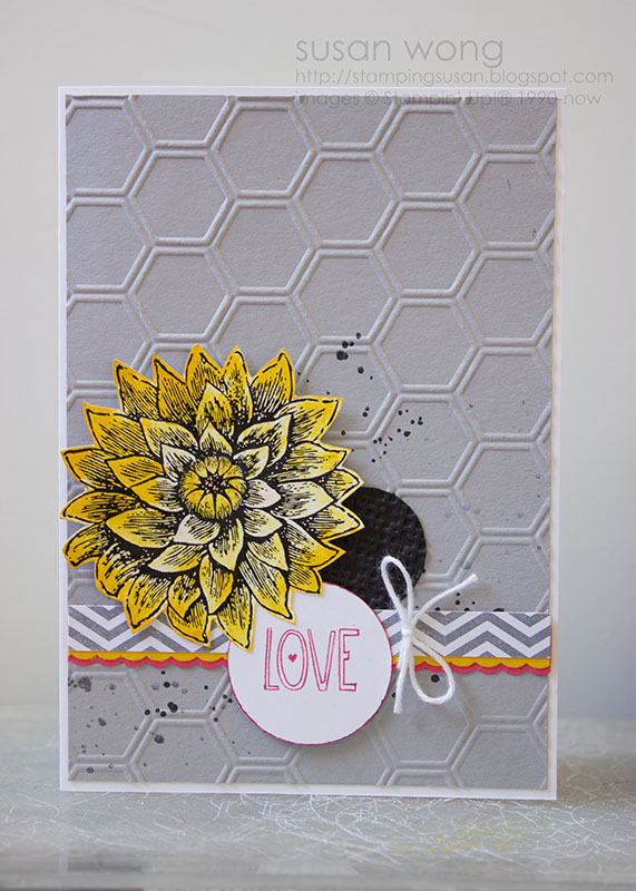 Susan Wong. Love Card.