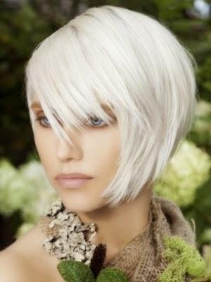 las propuestas son el pelo corto para mujer este otoo invierno en el que la nuca es reducida las patillas son compactas y se descarga la sensacin de