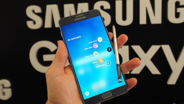 Spesifikasi Samsung Galaxy Note 5 Terbaru 2015
