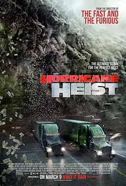 The Hurricane Heist 2018 Hindi Dubbed 300MB BlURay 480p
