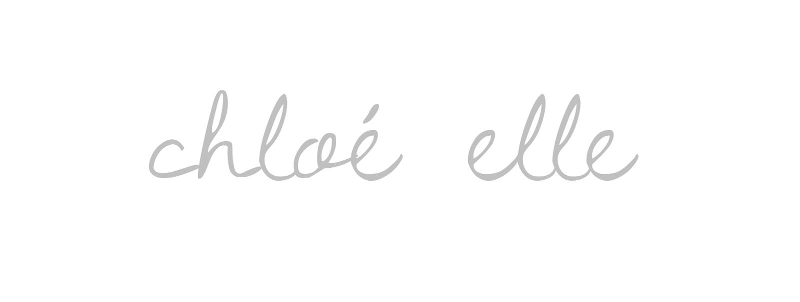 Chloé Elle