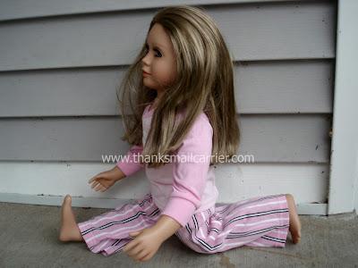 flexible doll
