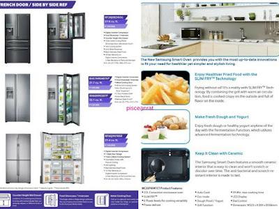 samsung digital appliances, smart over, ref