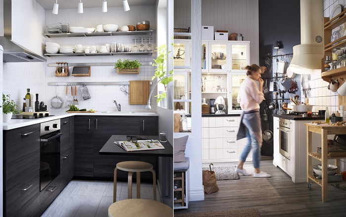 Decoraci n f cil ikea 2016 novedades por estancias for Decoracion cocinas 2016