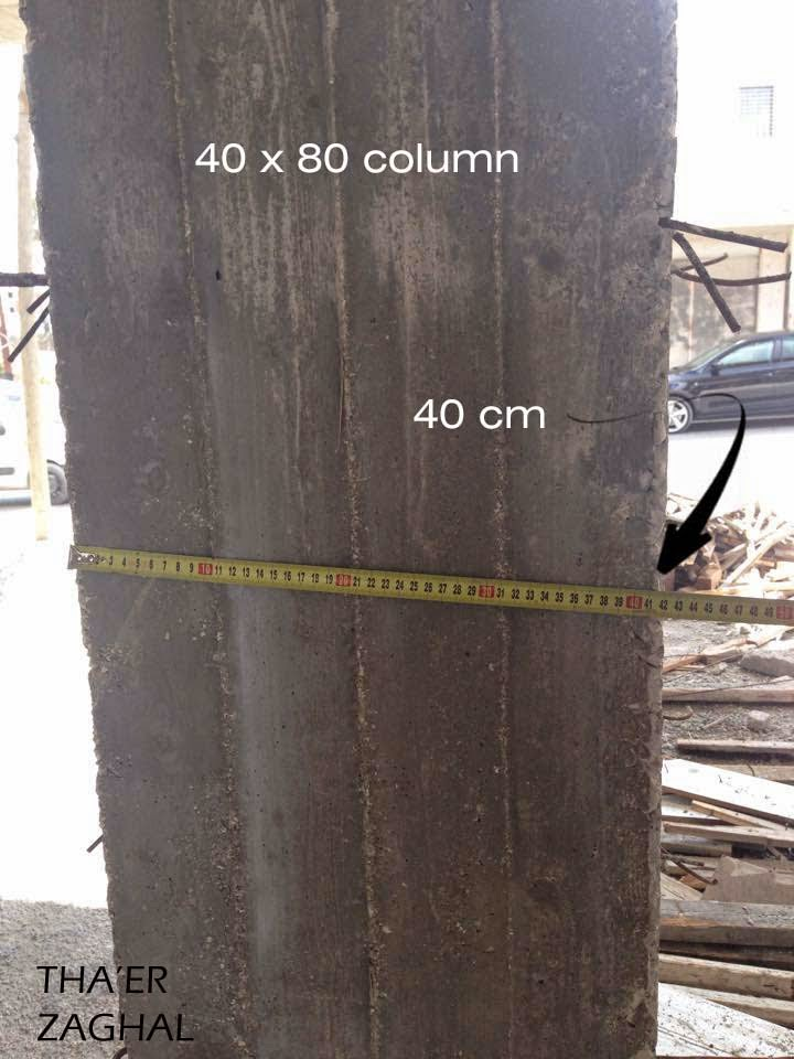 Tied columns