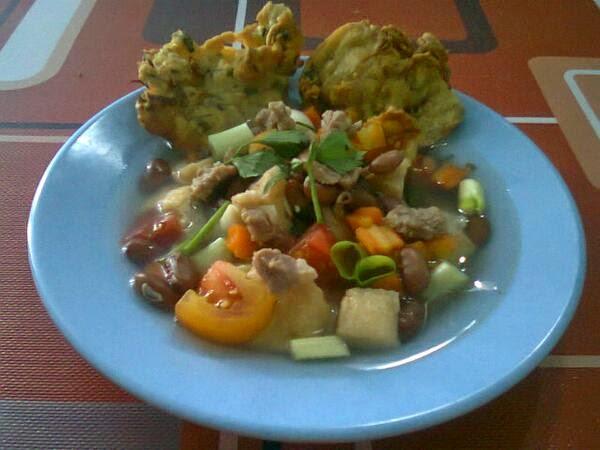 Resep Sop Daging Sapi Bening Sederhana