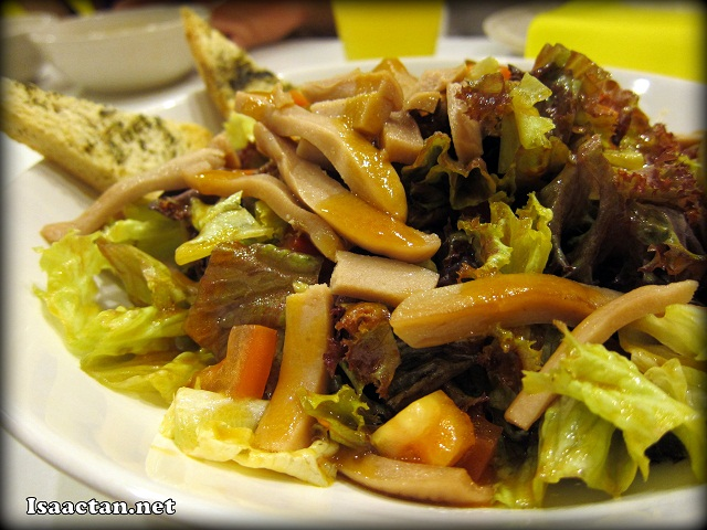 R.E.D. Salad (Full Size) - RM11.90
