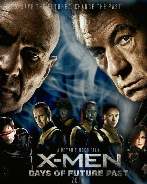 Watch movie online free: X-Men: Days of Future Past