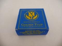 Sapone Golden Tulip Tanzania