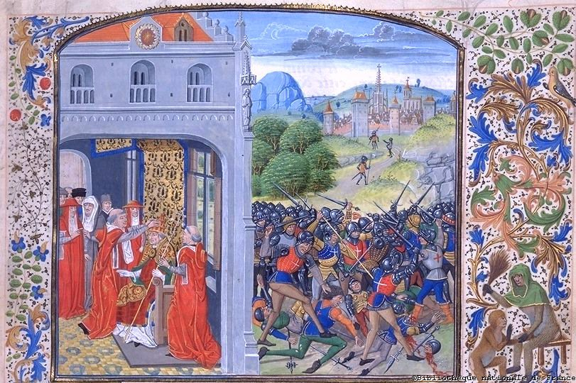 How did 100 years war, babylonian captivity and the bubonic plague(black death) effect the future of europe?