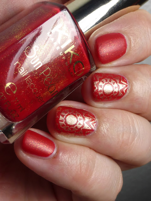 http://lackverliebt.blogspot.de/2015/06/kiko-sun-show-430-chili-pepper-red.html
