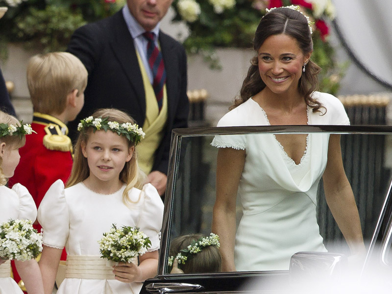 pippa middleton. Pippa Middleton wore her