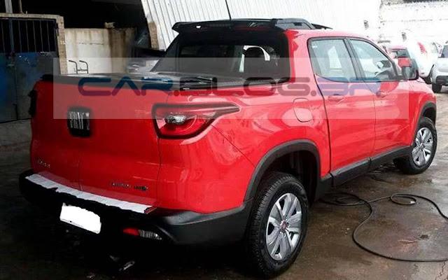 Fiat Toro 2017