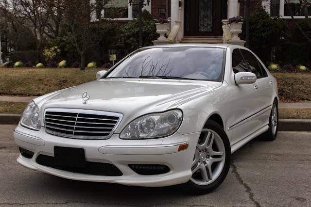 2003 mercedes s 220