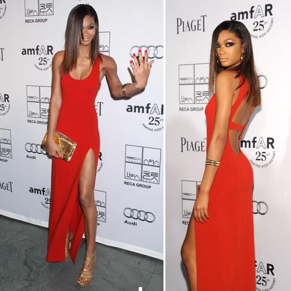 vestido vermelho para formatura 01 25 Modelos de Vestidos Vermelhos Longos Para se Inspirar