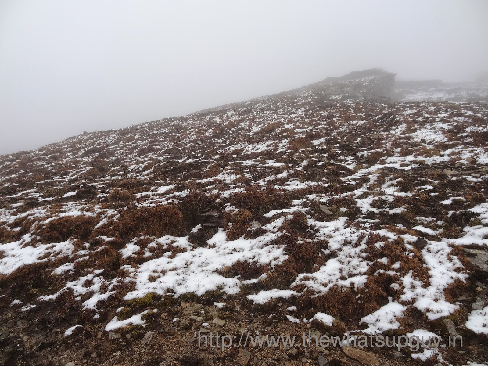 Snow Roopkund Trek With India Hikes Day 4
