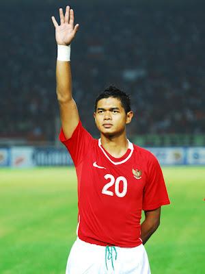 Bambang Pamungkas : Indonesia Foootball Team (3)