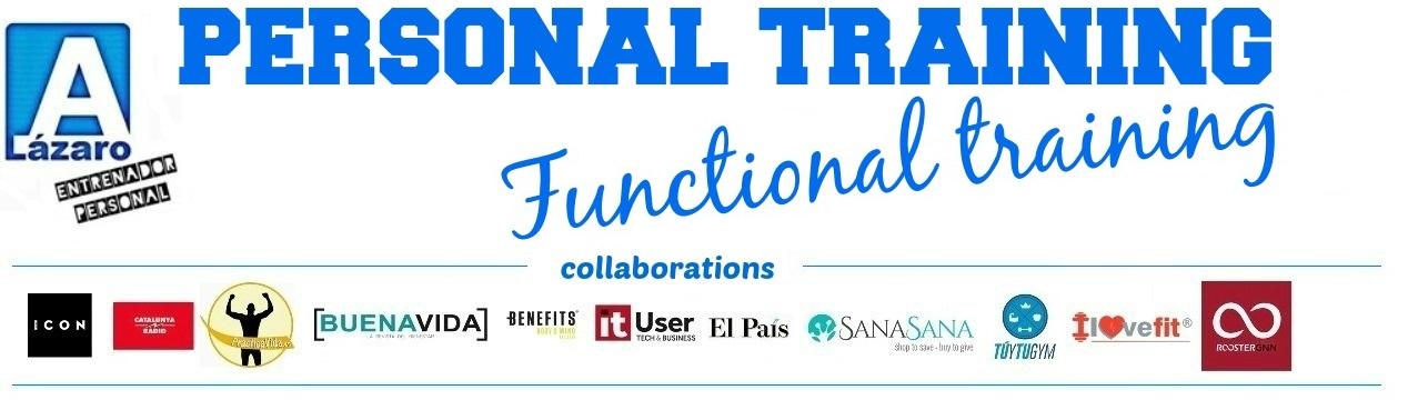 Personal training, functional training