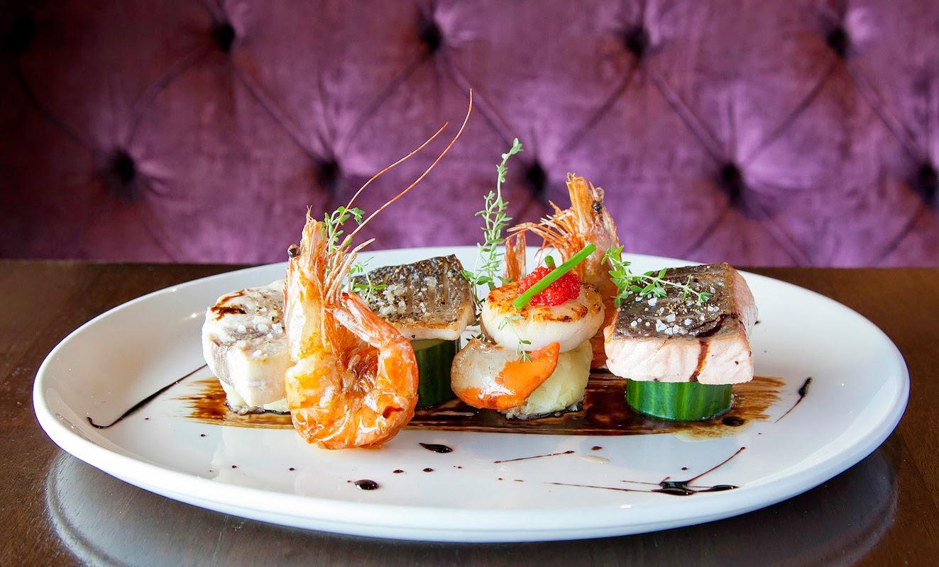 food photography sea food