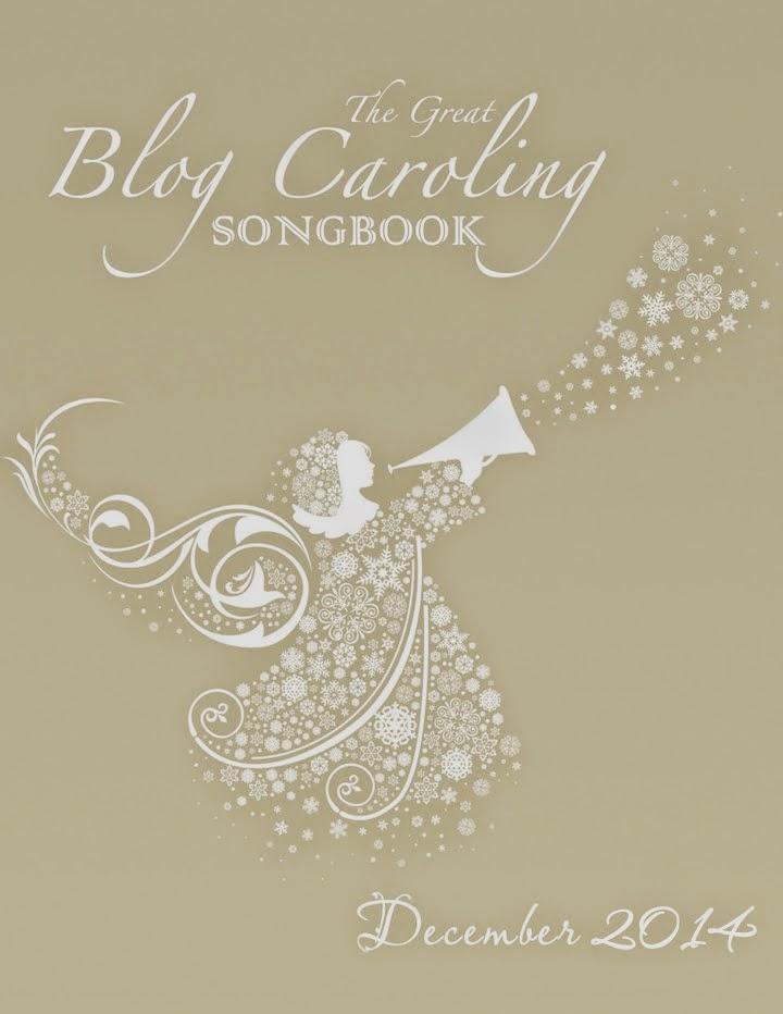 Footnote Maven's Blog Caroling logo