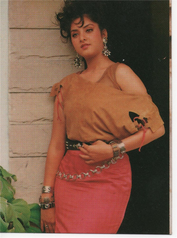 Divya Bharti Portal The Official Website Of Divya Bharti Excl