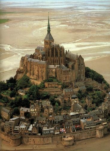 Patrimônio da Humanidade: França  Monte Saint-Michel MKV + RMVB Legendado