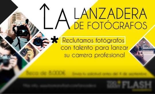 Beca de Fotografía. LA LANZADERA DE FOTÓGRAFOS