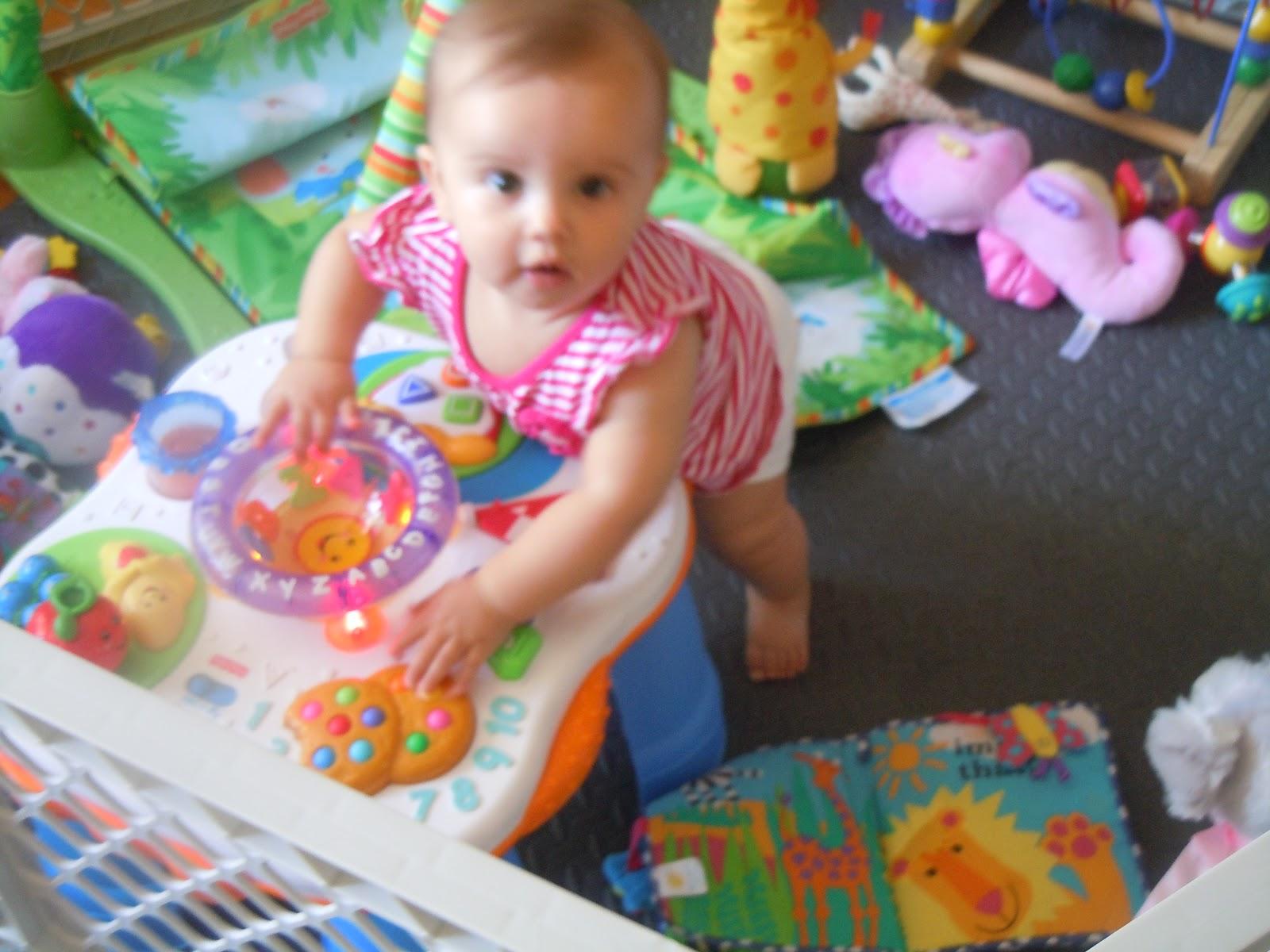 Sweetly Home: Aubrey's Play Yard