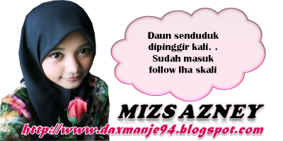 1st Giveaway by Mizs Azney @ Azney Cute Craft