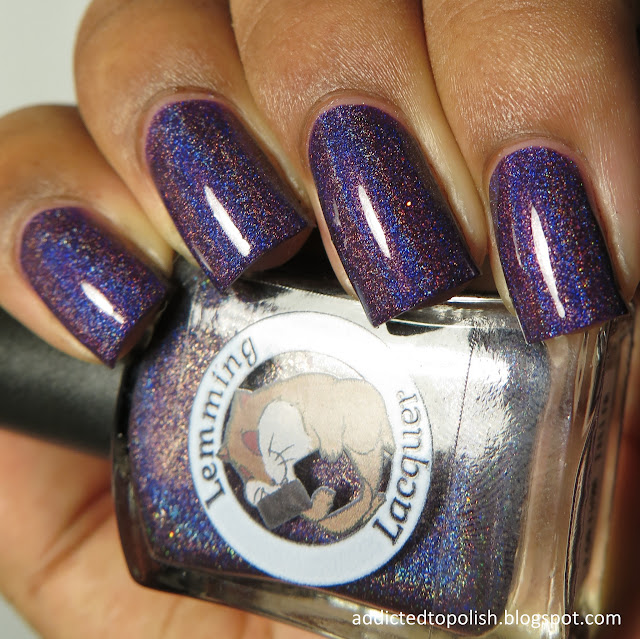 lemming lacquer madame alina the fortune teller