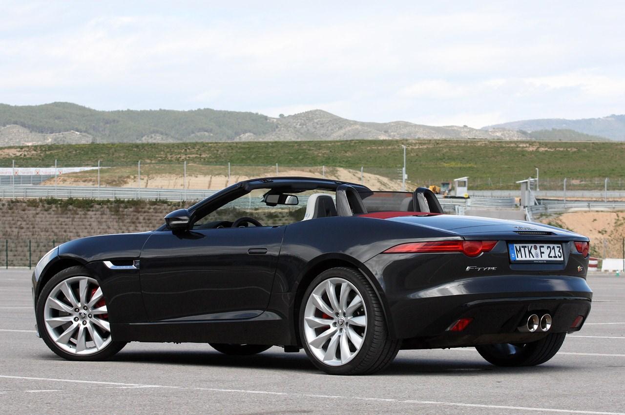 2013 Jaguar F-Type R P...