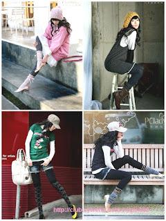 Gambar Baju Baju Korea Terbaru 2015