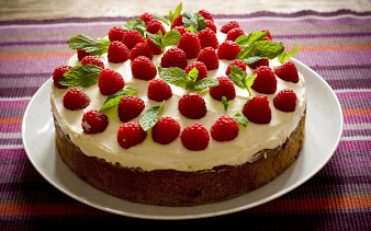 #9 Cake Wallpaper