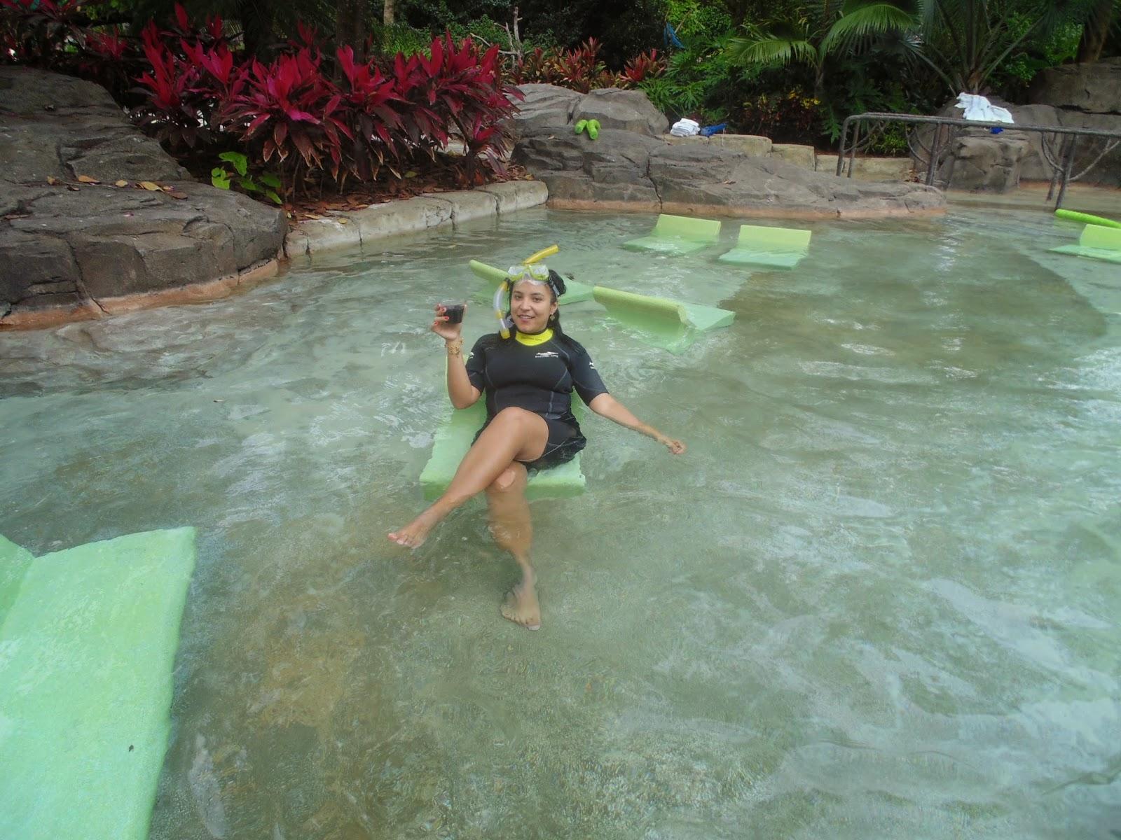Discovery Cove em Orlando: férias!