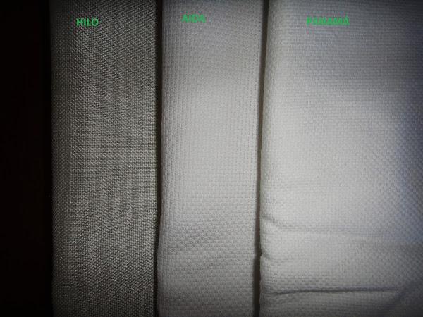 Telas y bordados manualidades - Tipos de manteles ...