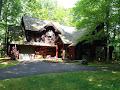 LOG HOME FOR SALE - N.Michigan at Garland Resort