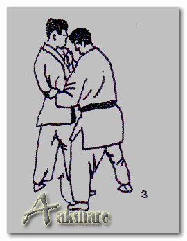 Teknik Dasar Bantingan Ko-Soto-Gari